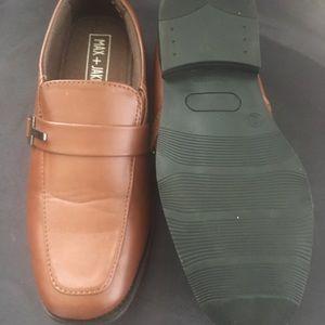 4fe11b5e6eb Shoes - Max + Jake Boys Dress Loafers